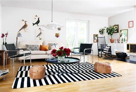 1000+ images about Interior design on Pinterest | Art walls ... : vardagsrum teak : Vardagsrum