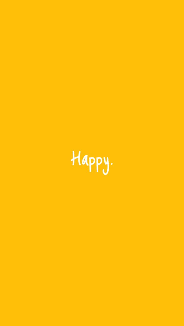 Tumblr Wallpapers Aesthetic Yellow Collage Wallpaper