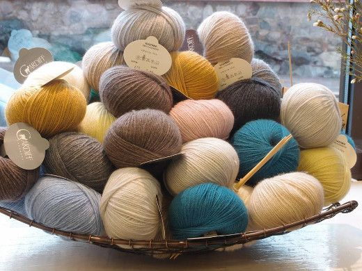 Delicious yarn | Snurre, HKI