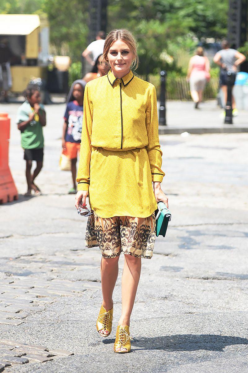 1bdc5923194 The Olivia Palermo Lookbook   Olivia Palermo Summer Style  Always amazing