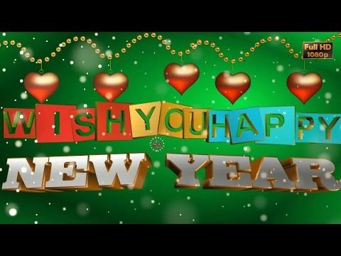 Happy New Year Greetings Fantabulous New Year Animation Video Free Download Youtube Happy New Year Greetings New Year Greetings New Year Wishes