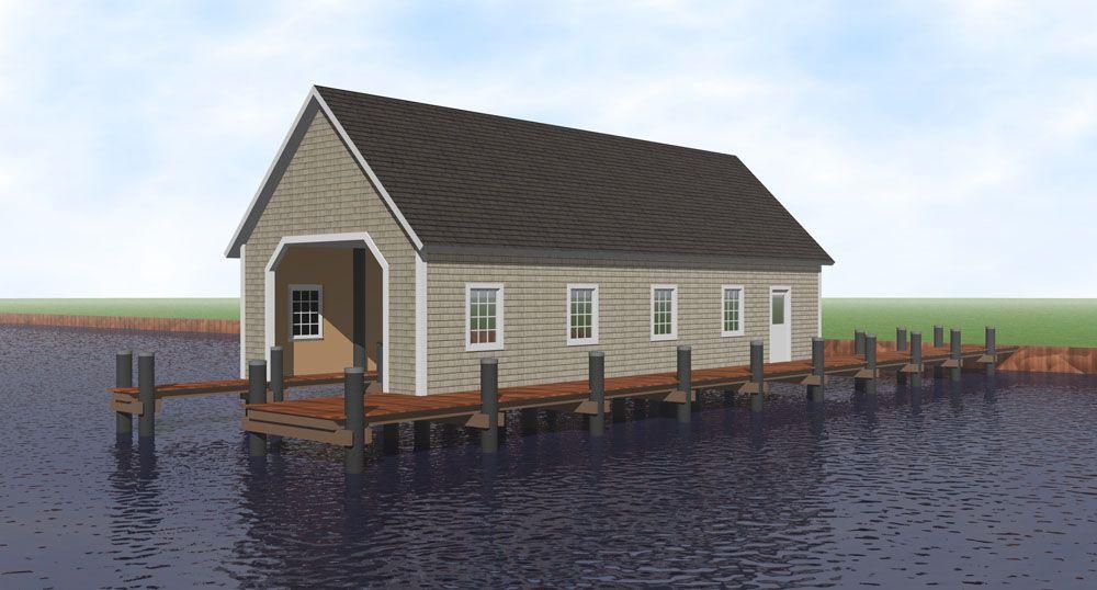 Boathouse   Grand designs houses, House design, Grand designs