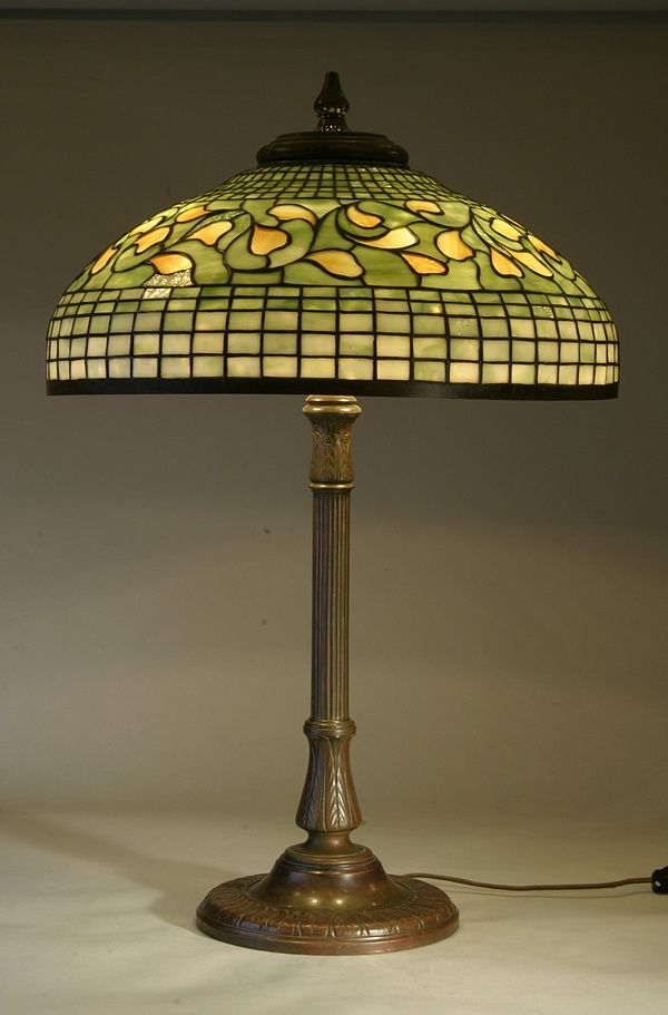 Oldest Antique Tiffany Lamp Very Old Tiffany Lamps Tiffany