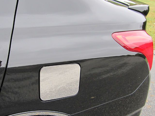 Nissan Versa Gas Cap Door Cover Trim Chrome Stainless Steel 1pc Gc12530 Qaaqualityautomotiveaccessories Nissan Fuel Gas Nissan Versa