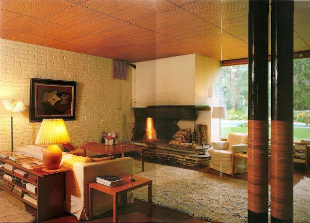 Villa mairea alvar aalto espacios en madera alvar aalto for Alvar aalto muebles