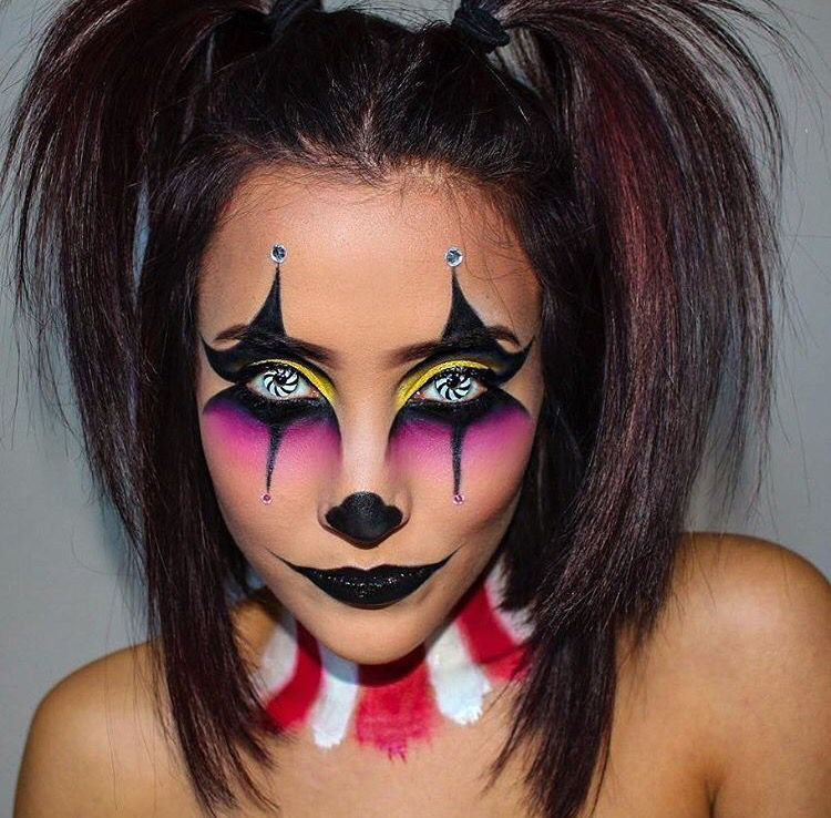 Pin by Alannah Brindle on Halloween Costume Ideas Pinterest - clown ideas for halloween