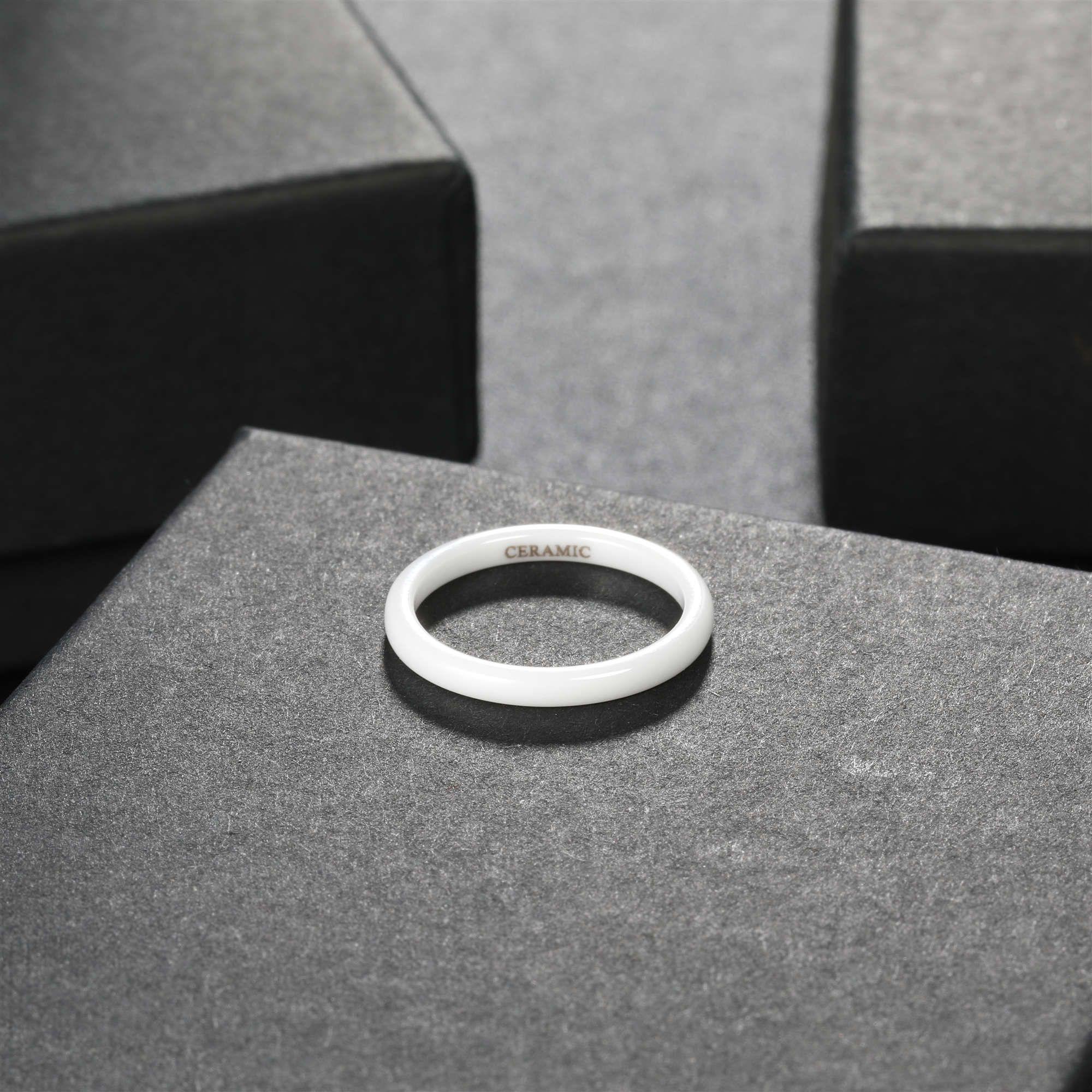 Ceramic Wedding Bands Find U Rings In 2020 Black Ceramic Ring Ceramic Rings Ceramic Wedding Bands