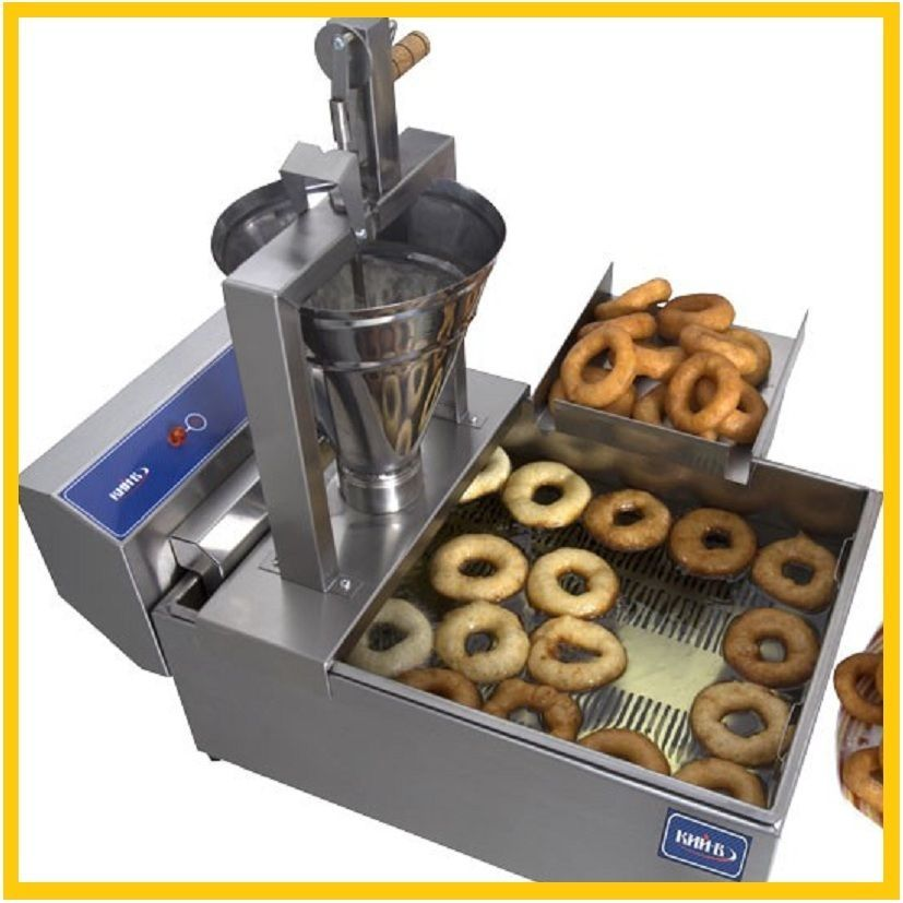 Fp 11 Manual Machine For Donuts Donut Deep Fryer Baking Frying