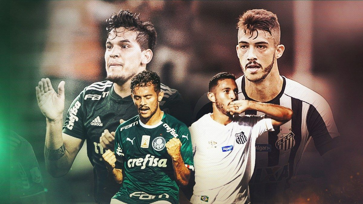 Santos x Palmeiras saiba como assistir ao clássico do