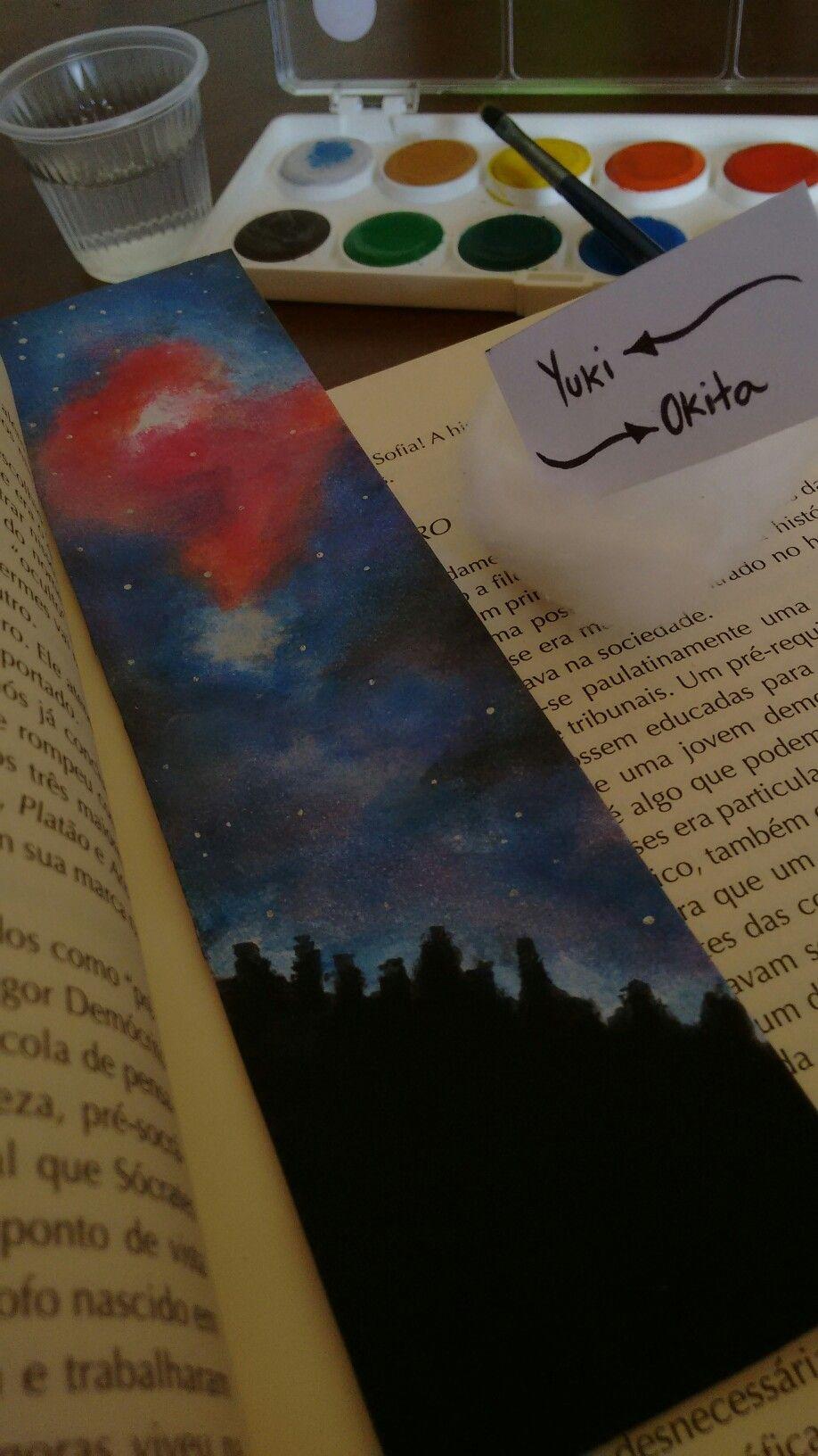 Bookmaker galaxy, drawing, [paint] // marcador de páginas galáxia, desenho, [pintura] 🌌🖌