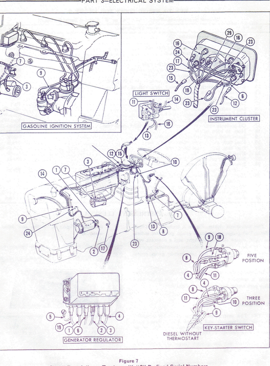 ford 5000 tractor wiring diagram - Google Search in 2020 | Diagram, Wire,  UniquePinterest