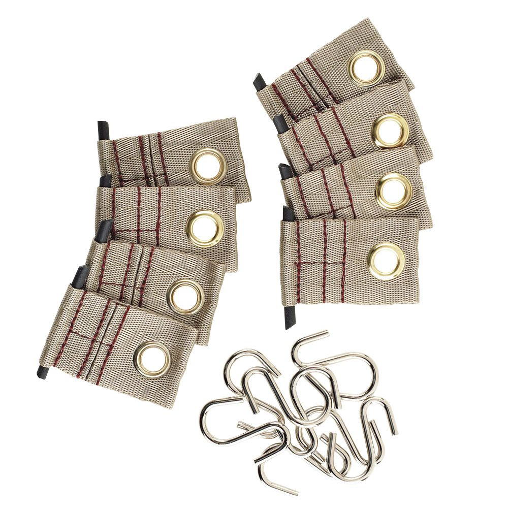 Awning Hooks 8 Pack Camping Lights Awning Accessories Camping Decor