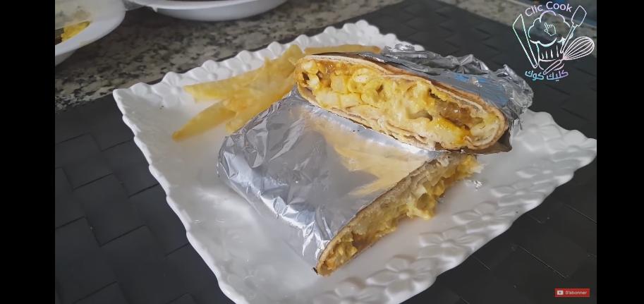 طاكوس ميكست بصلصة الجبن Food Desserts Pie