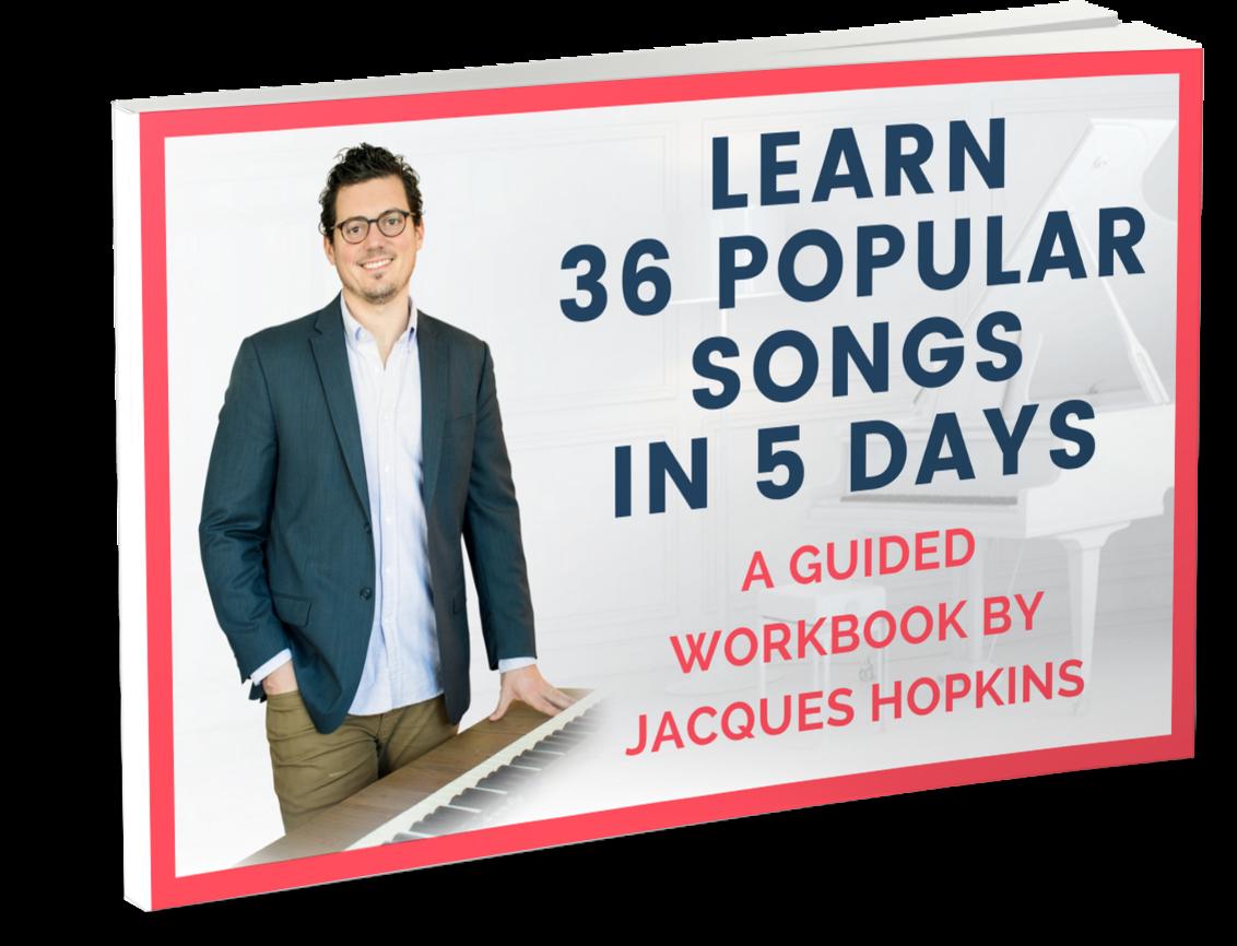 Free 5 Day Workbook