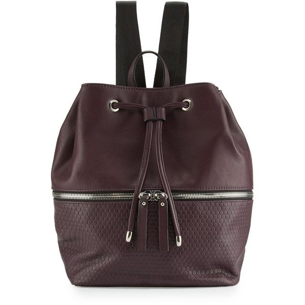 3f543bb53967b6 Shop Honeycomb Bucket Backpack from Neiman Marcus at Neiman Marcus Last Call
