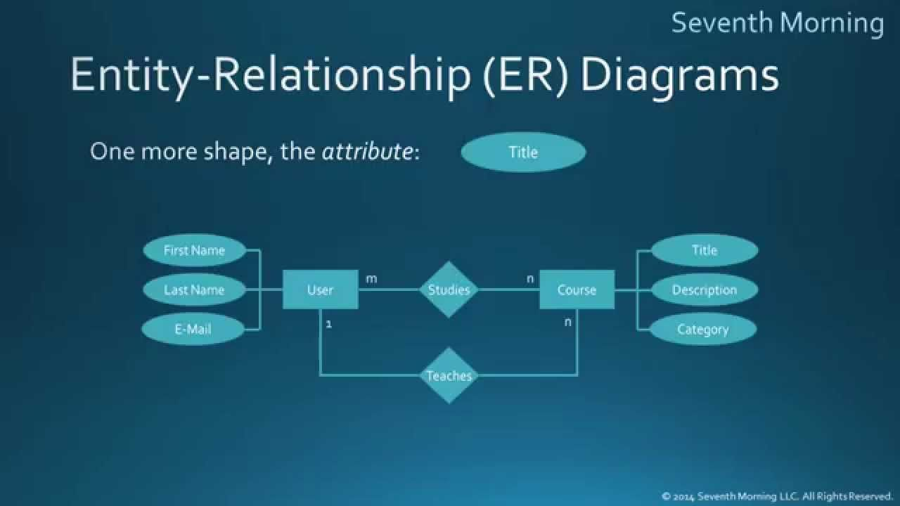 EntityRelationship Diagrams  Wall Papers    Relationships