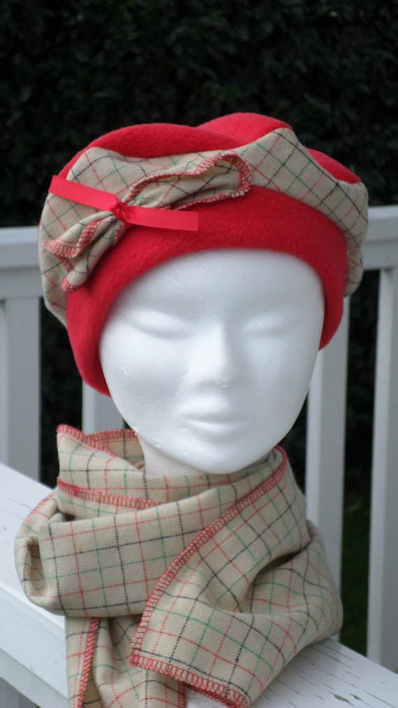turban bonnet béret chapeau et écharpe snood créateur   bonnet hiver ... d40da41cce9