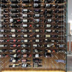 Modern Wine Cellar, Wine Cellar, #Wine #Cellar, Sophistication, Wine, #Cellar, nek-rite series, British Columbia, Beach Modern Design, www.vindegarde.ca