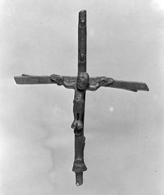 Processional cross, 12th century, Museum of Applied Arts