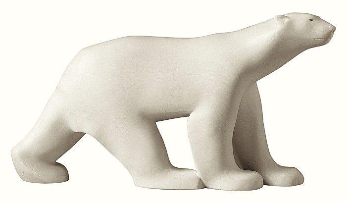 名前の破壊力!彫刻家「フランソワ・ポンポン」の作る動物達の彫刻作品が名前通り可愛い!   ARTIST DATABASE   クマのアート, 動物, 彫刻家