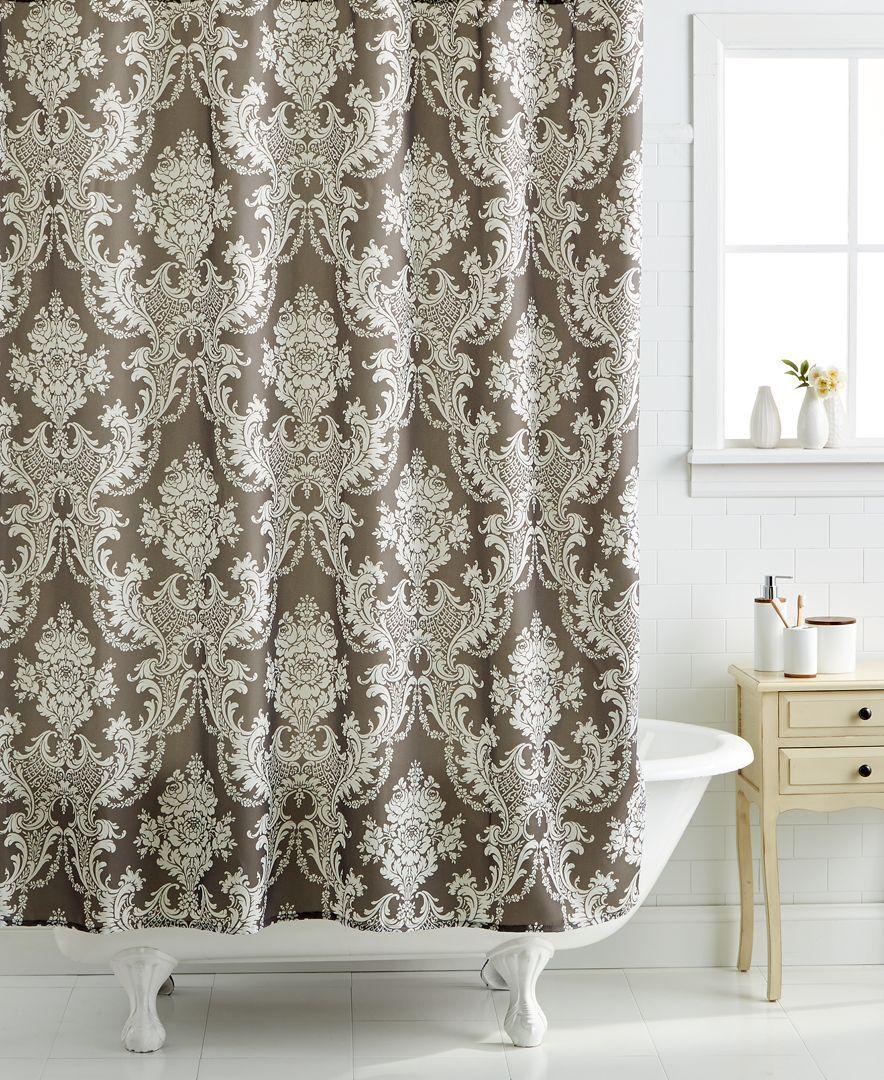 J Queen New York Carmen 72 X Shower Curtain