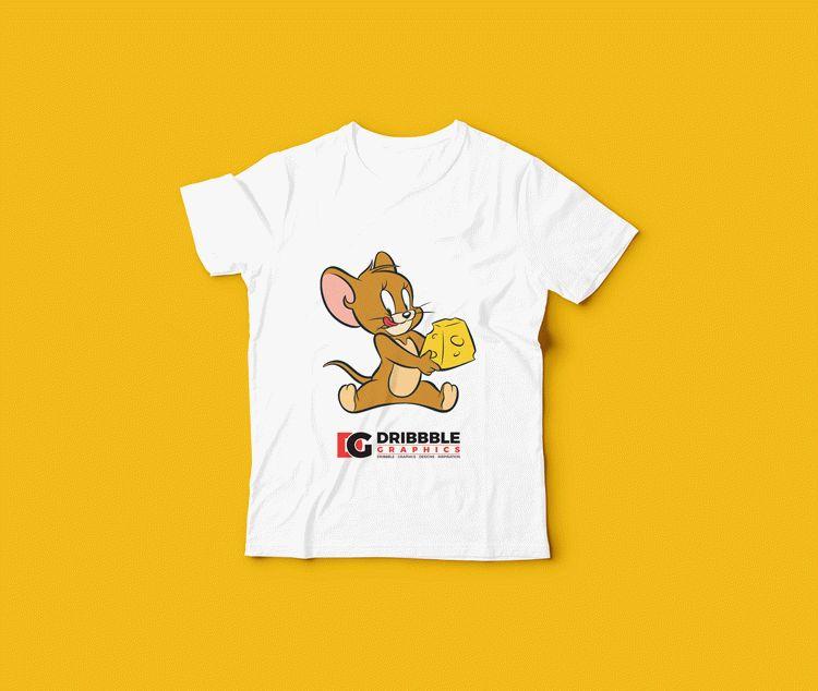 Download Free Kids T Shirt Mockup Download Camisetas Camisetas Nino Diseno Grafico
