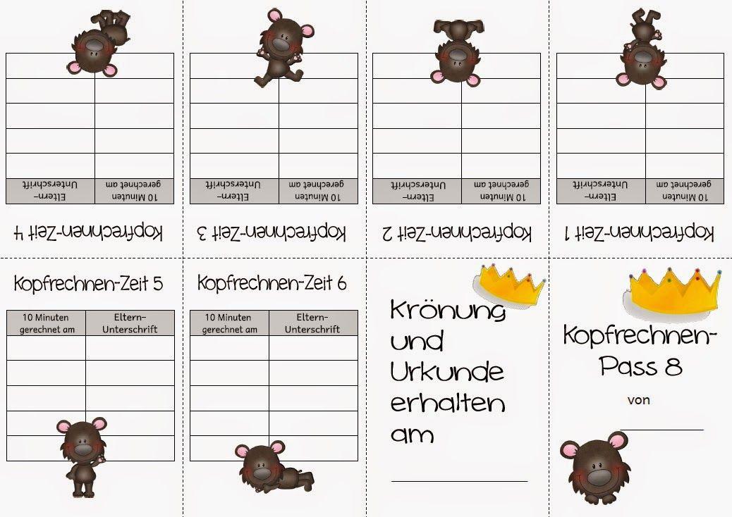 Grundschule Material kostenlos Arbeitsblätter | Mathe Klasse 1 ...