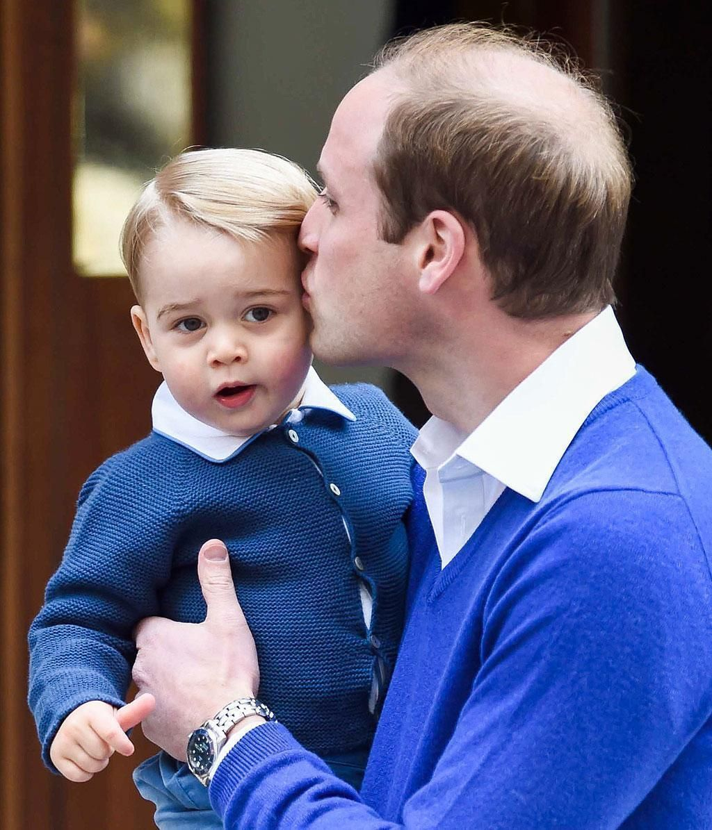 Prince William's Emotional Interview About Raising George