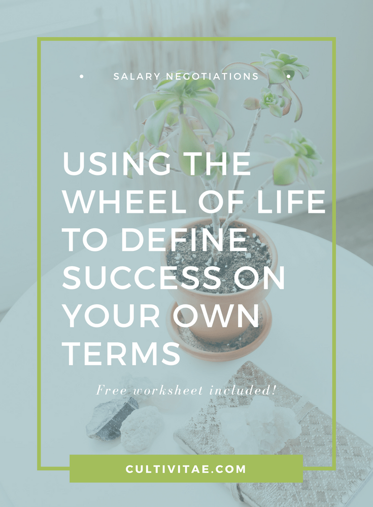 Wheel Of Life Exercise Define Success On Your Own Terms Define Success Wheel Of Life Life
