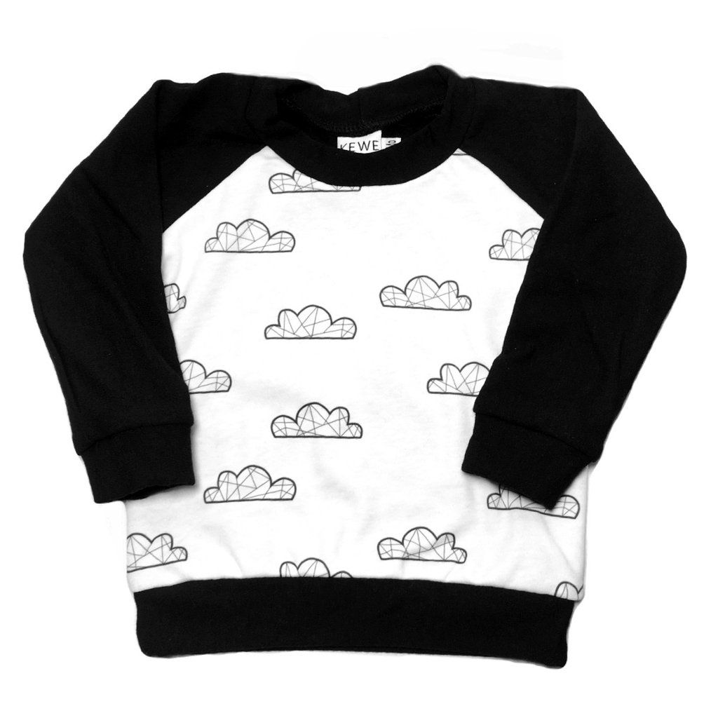 Bamboo Fleece sweater - Cloudy Day
