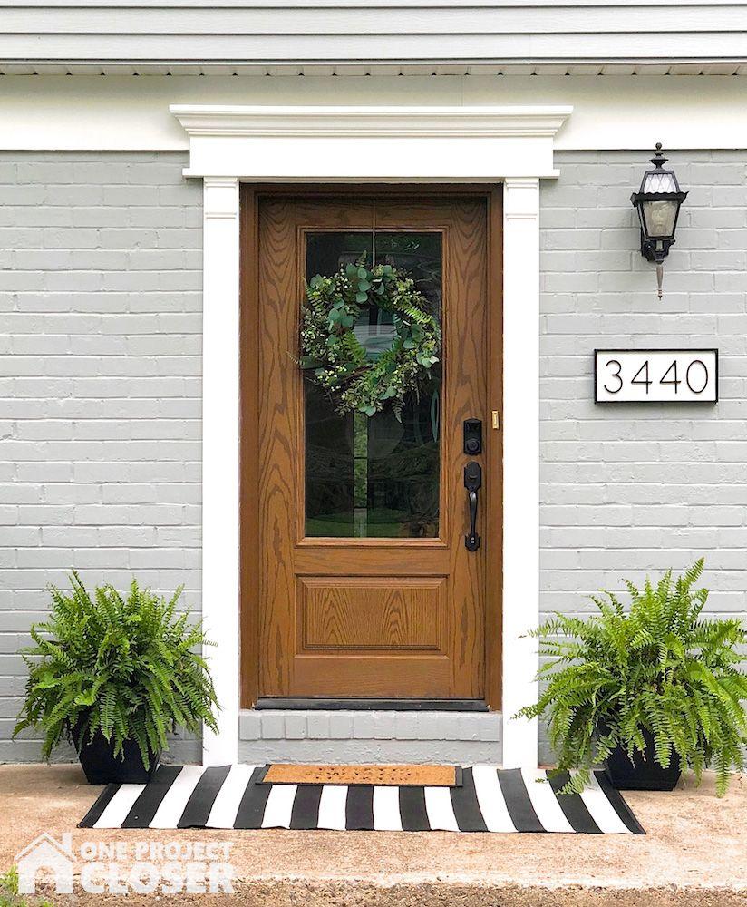 How to paint a house exterior home exterior makeover