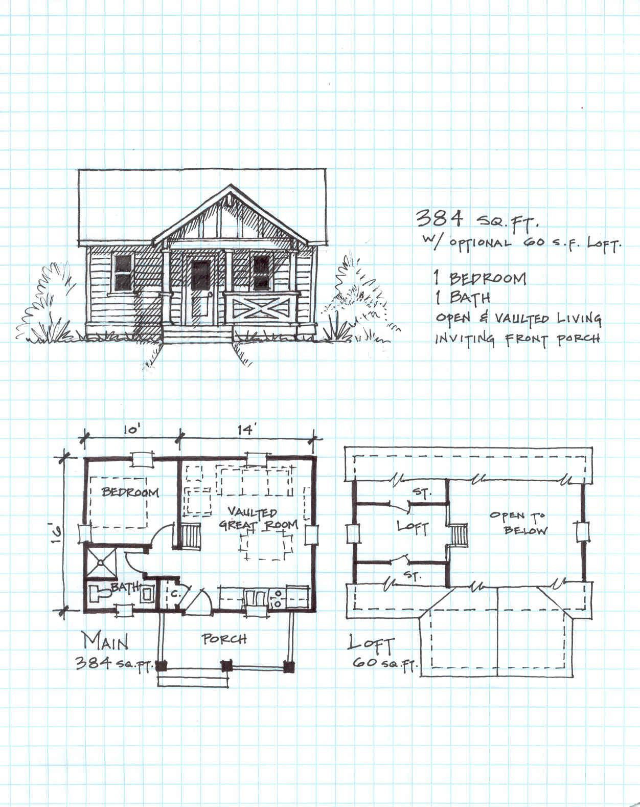 Pin By Abby S On Cabin In 2020 Small Cabin Plans Cabin House Plans Cabin Plans With Loft