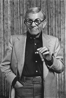 Image result for george burns 1996