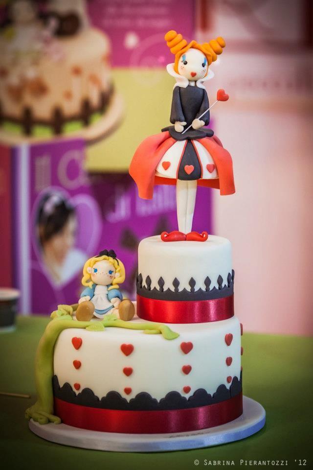 Lallas Cake - & cake topper -
