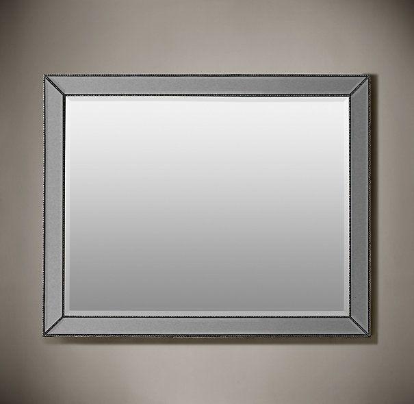 Venetian Beaded Mirror 30\