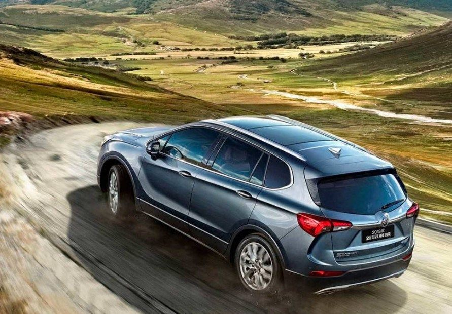 2019 Buick Envision Preview, Prices, and Competitors