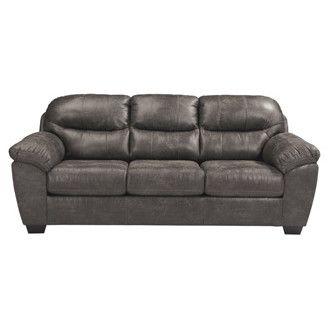 Benchcraft Havilyn Sofa Sofa Homemakers Furniture Charcoal Sofa