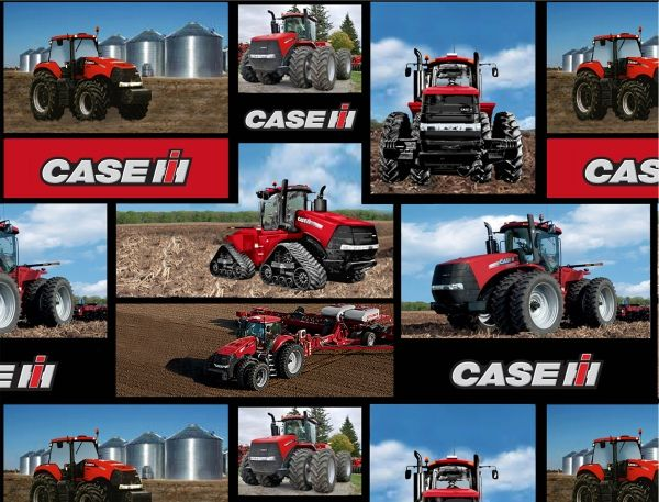 Case Tractor Blocks This Would Look Great With The Large