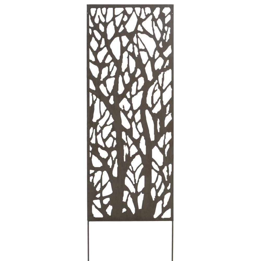 Decoration panel dehors pinterest brise vue brise et laser for Deco laser maison