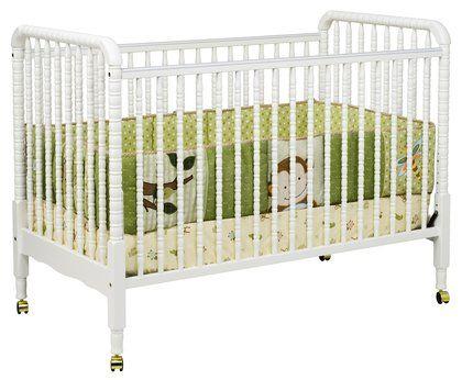 Davinci Jenny Lind Stationary Crib White Jenny Lind
