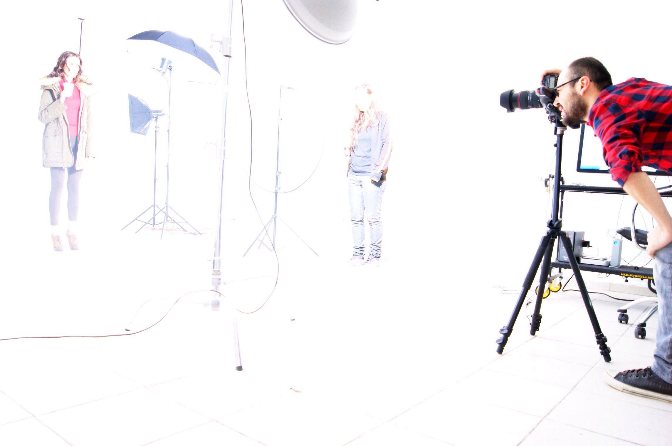 Shooting Invierno'13 Santory -Fotógrafo Fernando Figueroa-