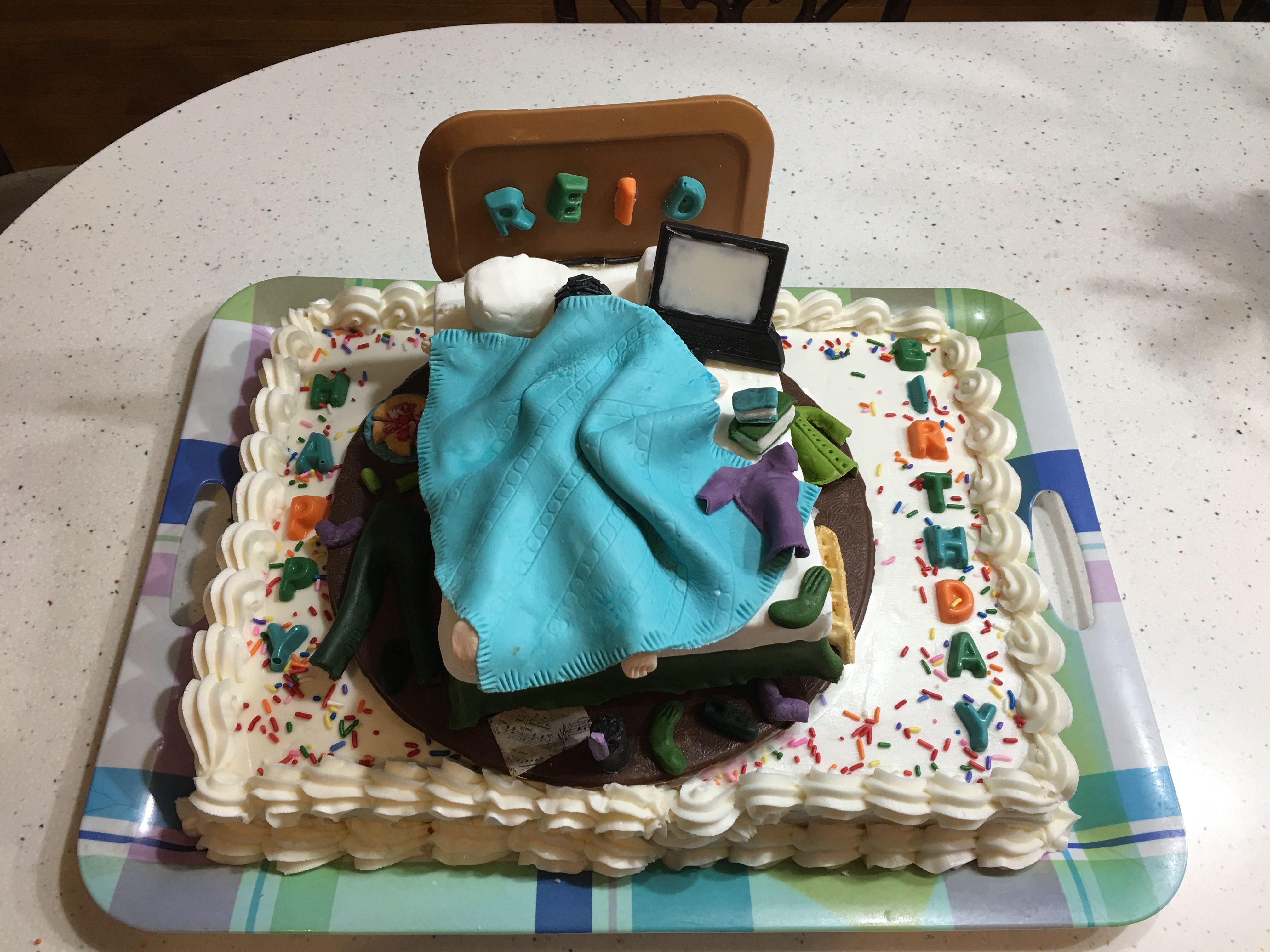 27+ 17th birthday cake ideas boy ideas