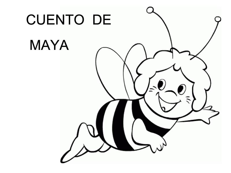 La abeja Maya: Sus aventuras permanecen 100 años después. NACIMIENTO ...