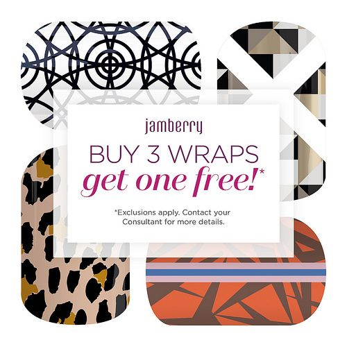 Buy3Get1_Spring2016_ | by Jamberry Home Office wrapingranie65.jamberry.com