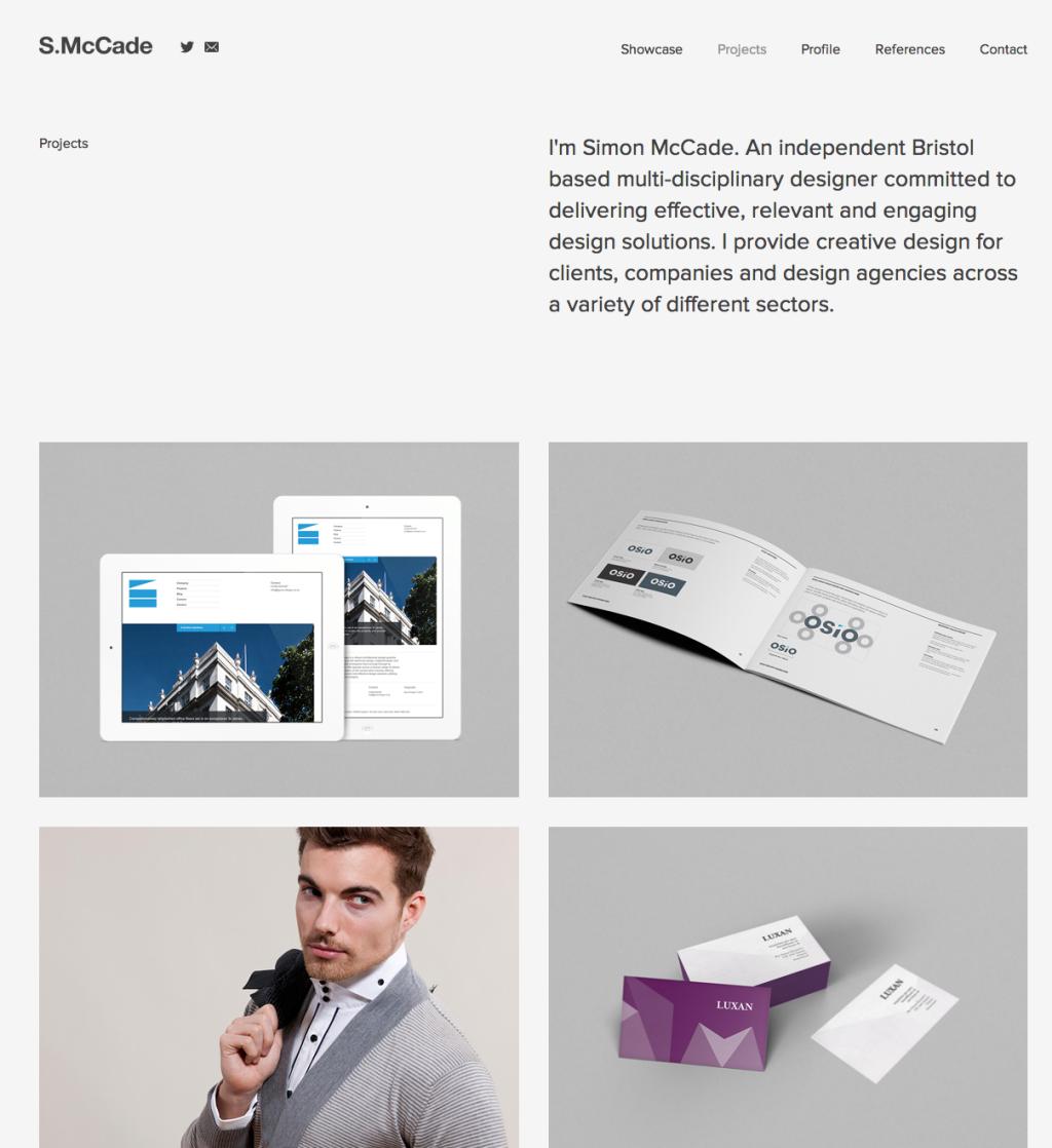 Inspiration Fix 30 Fantastic Web Design Portfolios