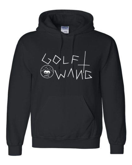 8c8c3c448f6551 Amazon.com  Adult Golf Wang Wolf Gang Tyler the Creator Odd Future OFWGKTA  Novelty Hooded Sweatshirt Hoodie  Clothing