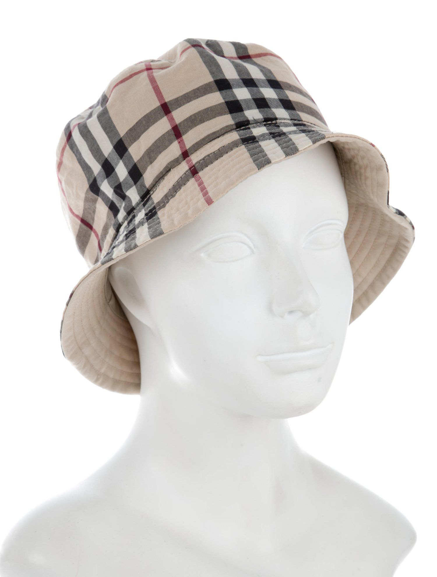 e322a2467 Reversible Bucket Hat | Vintage Styles Dresses in 2019 | Burberry ...