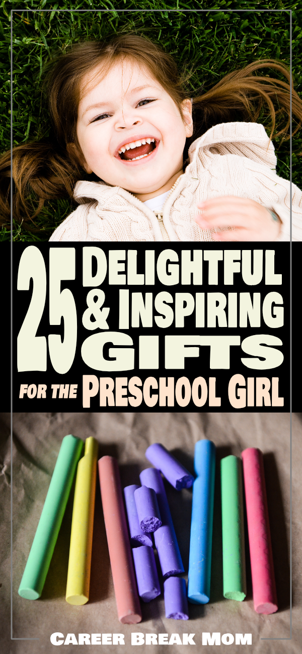 Gift Guide For Preschool And Kindergarten Girls Preschool