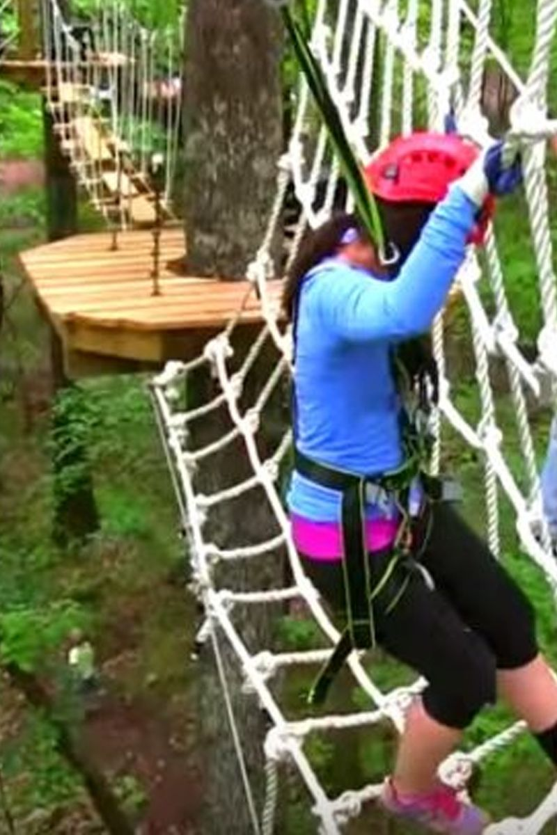 There S An Adventure Park Hiding In The Middle Of An Alabama Forest And You Need To Visit Adventure Park Day Trips Adventure