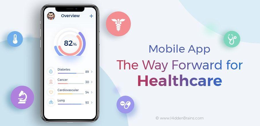 Healthcare mobile app development trends updated